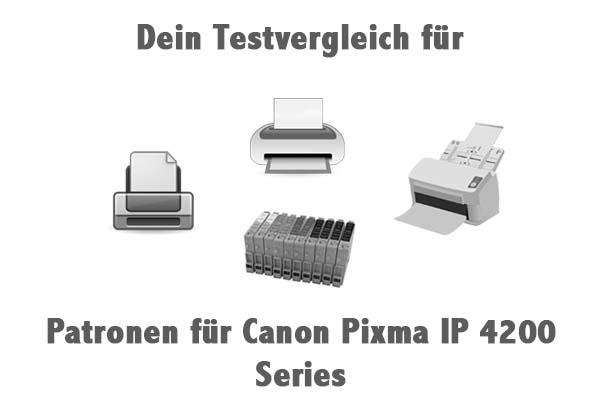 Patronen für Canon Pixma IP 4200 Series