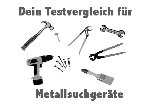 Metallsuchgeräte