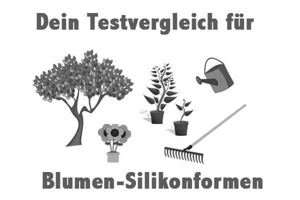Blumen-Silikonformen