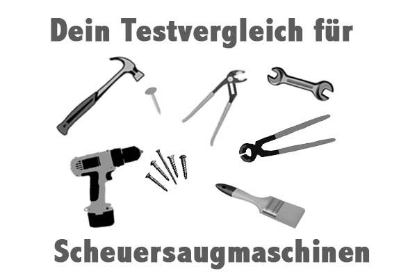 Scheuersaugmaschinen