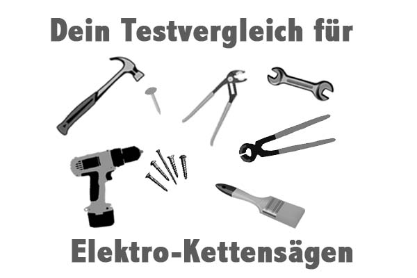 Elektro-Kettensägen