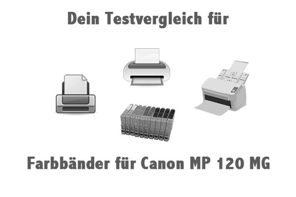 Farbbänder für Canon MP 120 MG