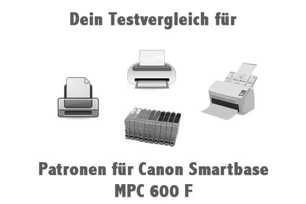 Patronen für Canon Smartbase MPC 600 F