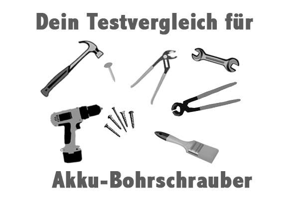 Akku-Bohrschrauber
