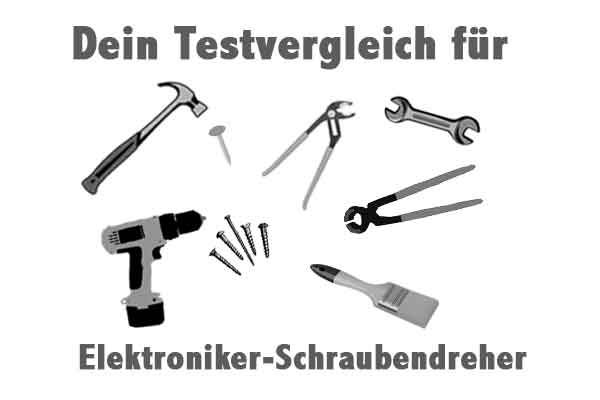 Elektroniker-Schraubendreher