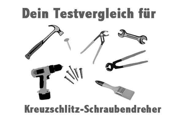 Kreuzschlitz-Schraubendreher