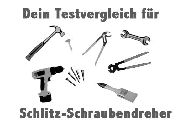 Schlitz-Schraubendreher