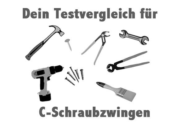 C-Schraubzwingen