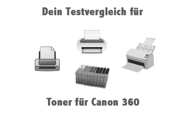 Toner für Canon 360