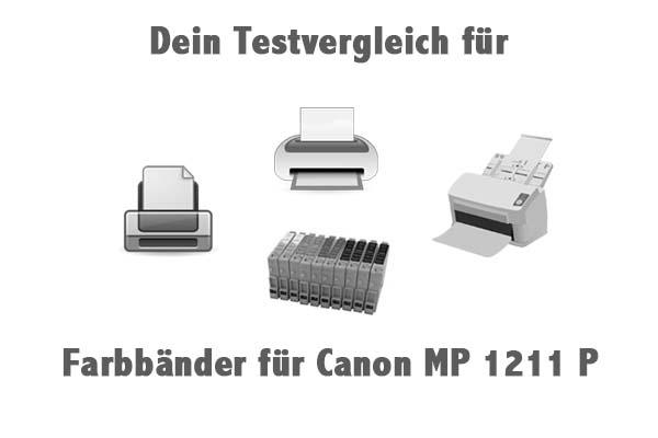 Farbbänder für Canon MP 1211 P