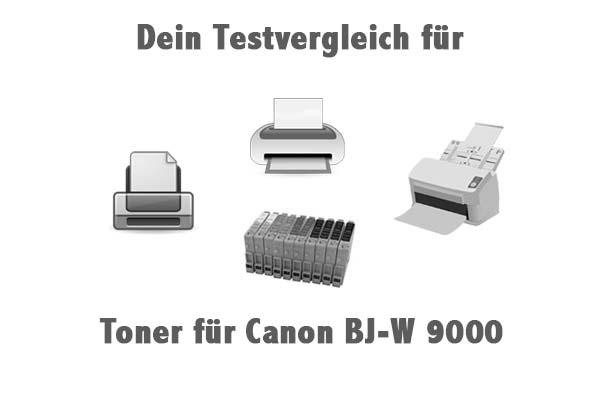 Toner für Canon BJ-W 9000