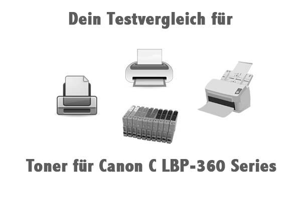 Toner für Canon C LBP-360 Series