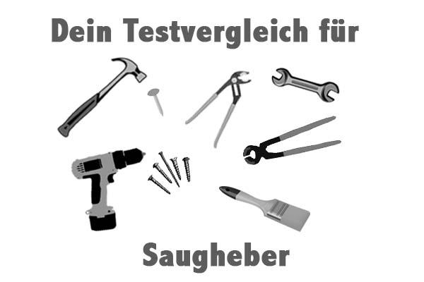Saugheber