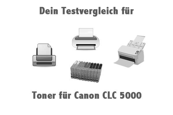 Toner für Canon CLC 5000