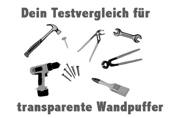 transparente Wandpuffer