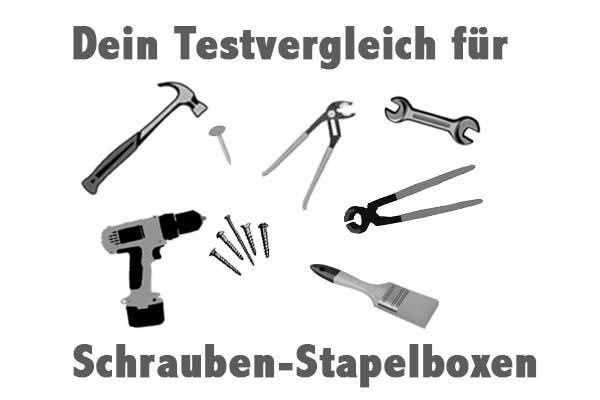 Schrauben-Stapelboxen