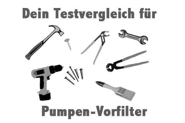 Pumpen-Vorfilter
