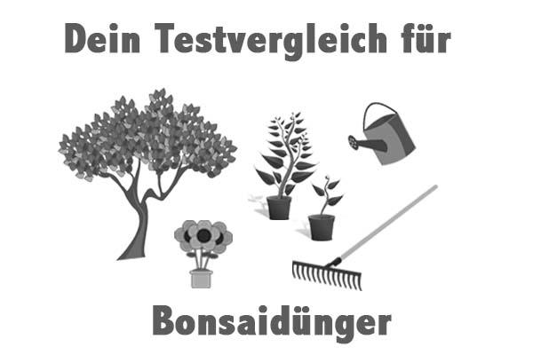 Bonsaidünger