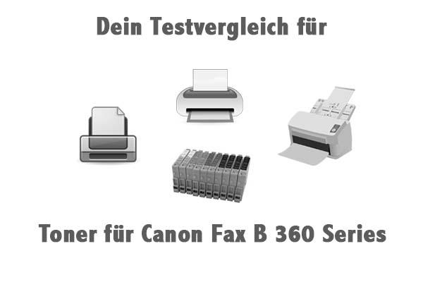 Toner für Canon Fax B 360 Series