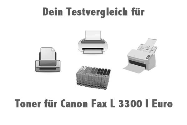 Toner für Canon Fax L 3300 I Euro