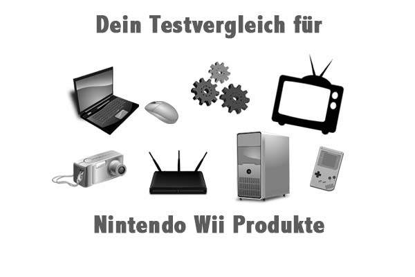 Nintendo Wii Produkte