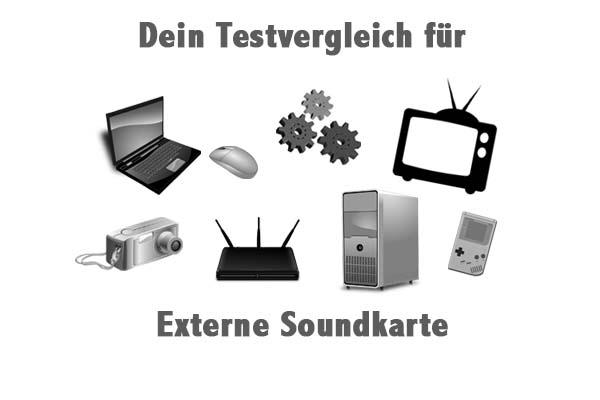 Externe Soundkarte