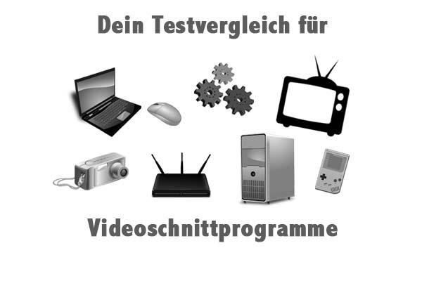 Videoschnittprogramme