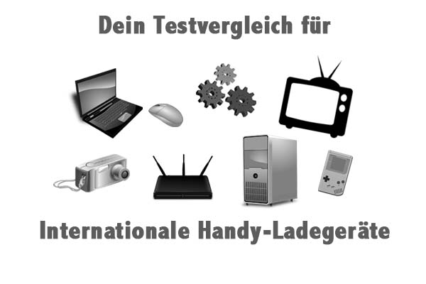 Internationale Handy-Ladegeräte