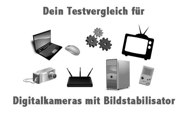 Digitalkameras mit Bildstabilisator