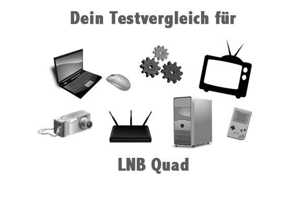 LNB Quad