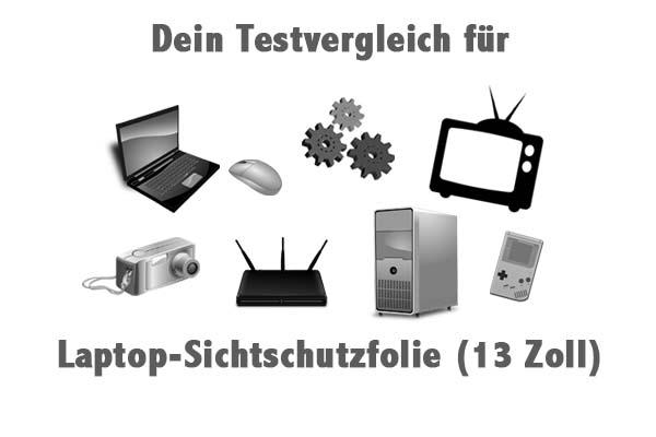 Laptop-Sichtschutzfolie (13 Zoll)